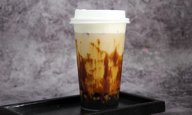 阿童木奶茶加盟图片